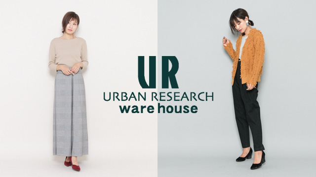 URBAN RESEARCH warehouse - Tops & Onepiece