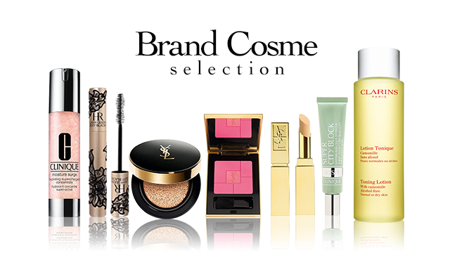 Brand Cosme selection