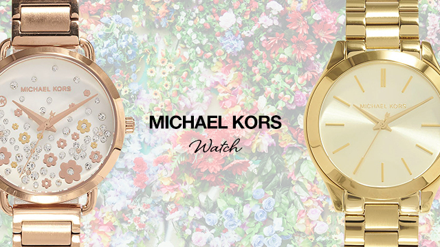 【ALL 50%OFF!!】MICHAEL KORS WATCH