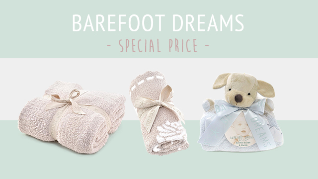 BAREFOOT DREAMS -【SPECIAL-PRICE】