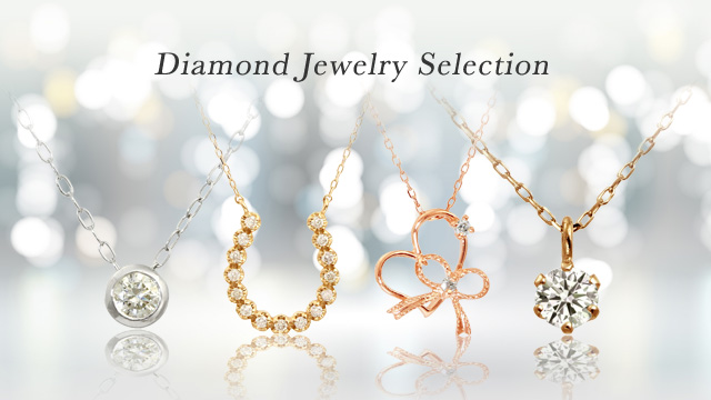 Diamond Jewelry Selection