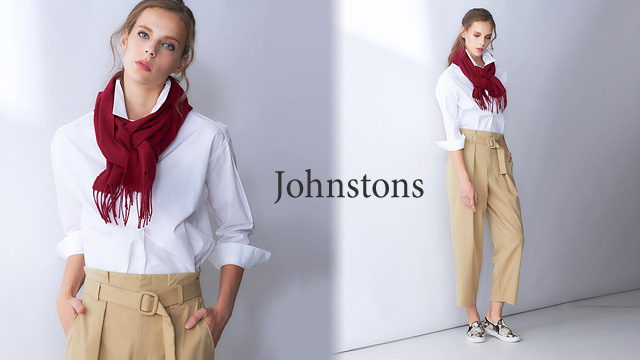 Johnstons - Wool collection