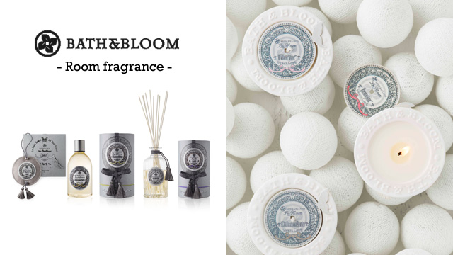BATH&BLOOM - Room fragrance -
