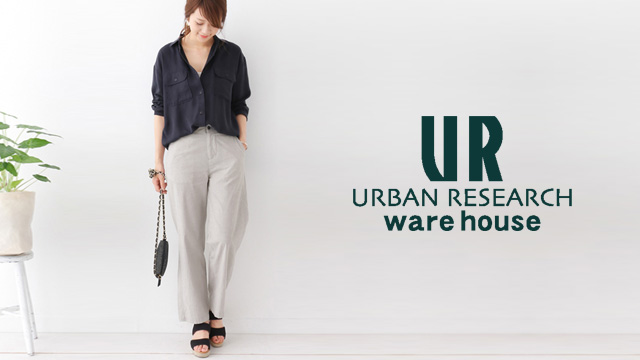 URBAN RESEARCH warehouse Bottoms&FashionGoods