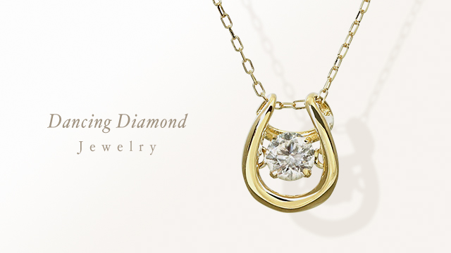 Dancing Diamond Jewelry