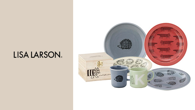 LISA LARSON Tableware - select