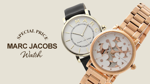 【Special price】 MARC JACOBS WATCH