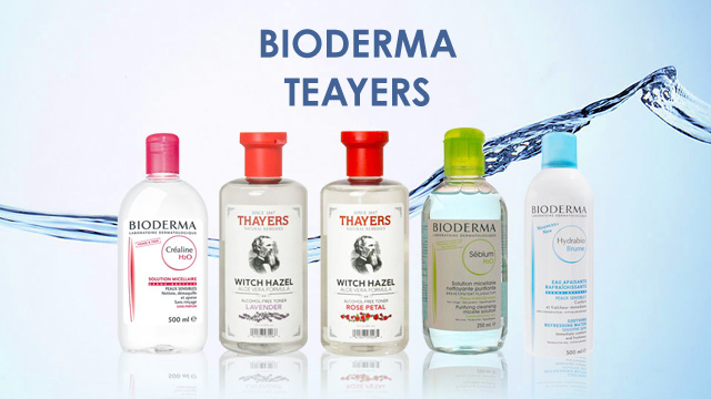 BIODERMA / TEAYERS