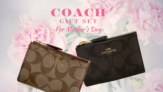 COACH GIFT SET  - For Mother's Day -
