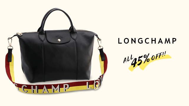 【ALL45%OFF!!】LONGCHANP