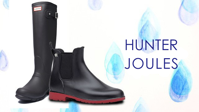 HUNTER / JOULES