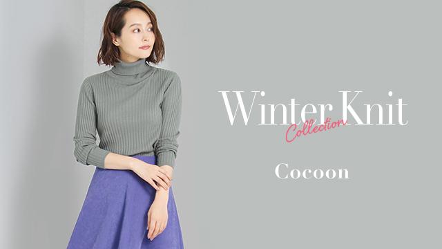 Winter Knit Colection ~Cocoon~