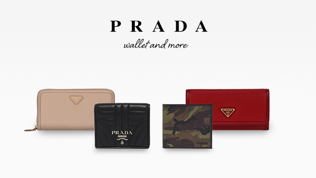 PRADA - wallet and more