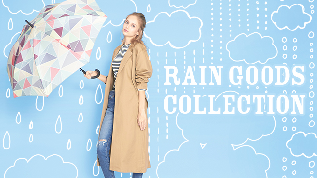 Rain Goods Collection
