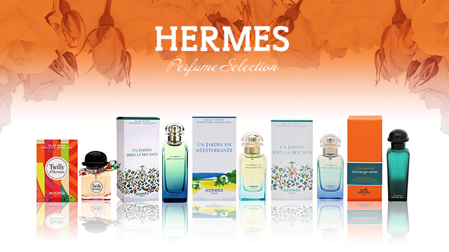 HERMES Perfume Selection