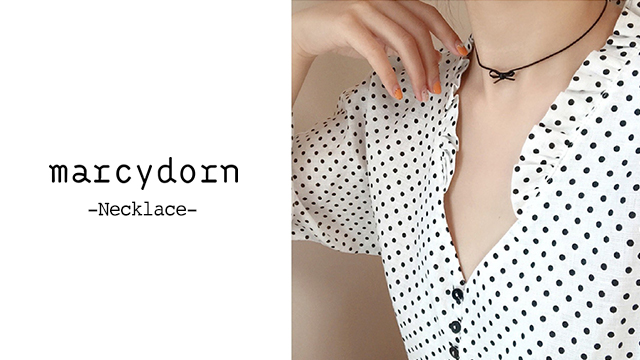 marcydorn~Necklace~