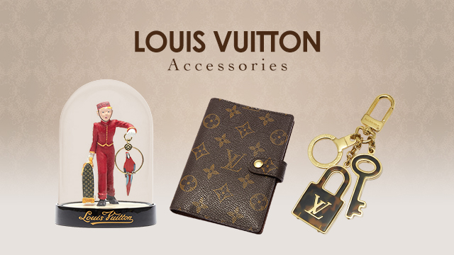Louis Vuitton Accessories