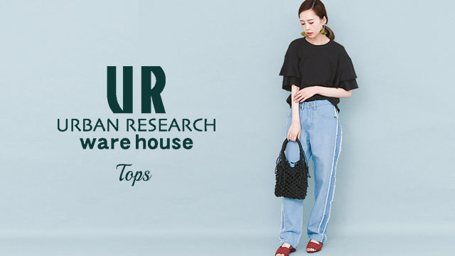 URBAN RESEARCH warehouse - Tops