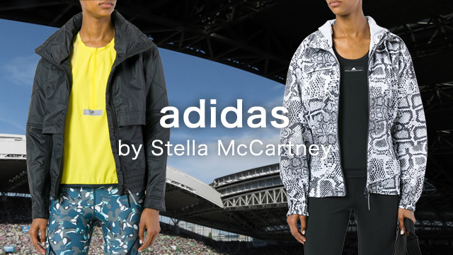 LUXURY BRAND BUYING SELECT - ADIDAS BY STELLA MCCARTNEY -