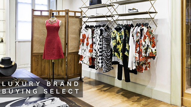 LUXURY BRAND BUYING SELECT