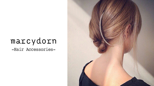 marcydorn~Hair Accessories~