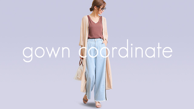 gown  Coordinate