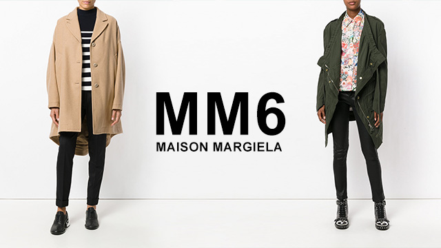 LUXURY BRAND BUYING SELECT - MM6 MAISON MARGIELA -