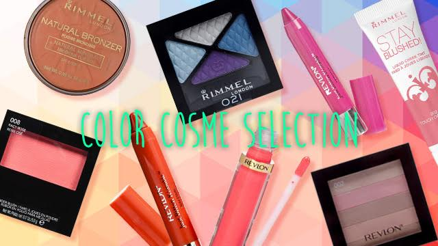 Color cosme selection