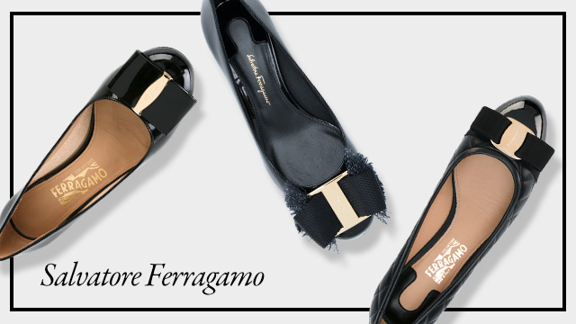 LUXURY BRAND BUYING SELECT - SALVATORE FERRAGAMO -