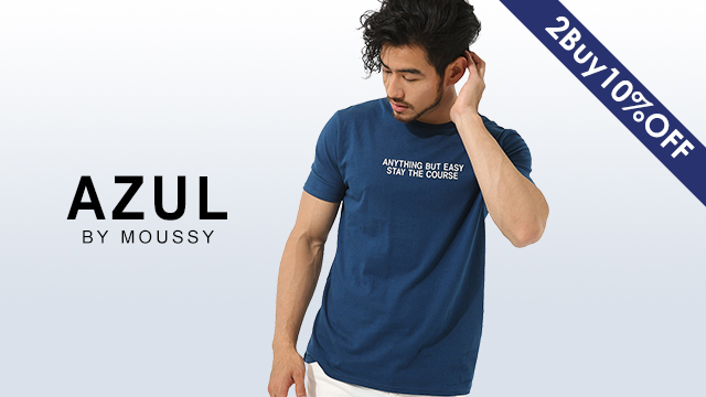 AZUL by moussy - MENS ‐