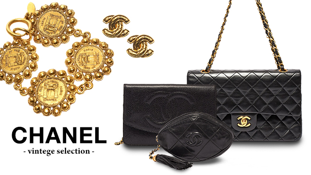 CHANEL - vintage selection -