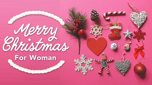 Chirtsmas Collection - for woman -