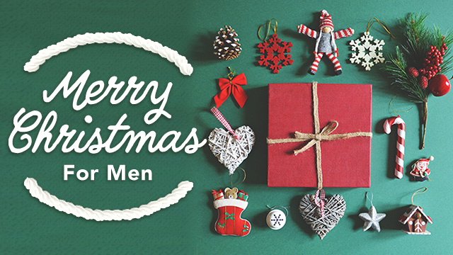 Chirtsmas Collection - for men -