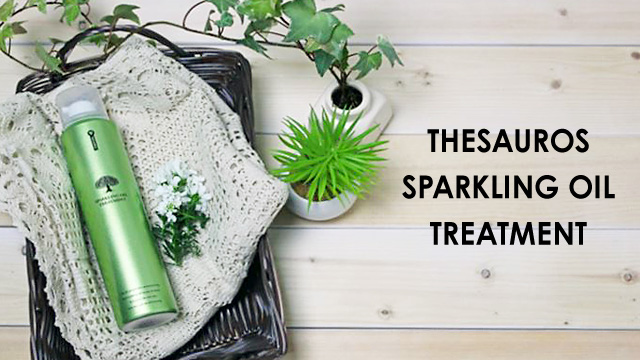 THESAUROS SPARKING OIL TREATMENT