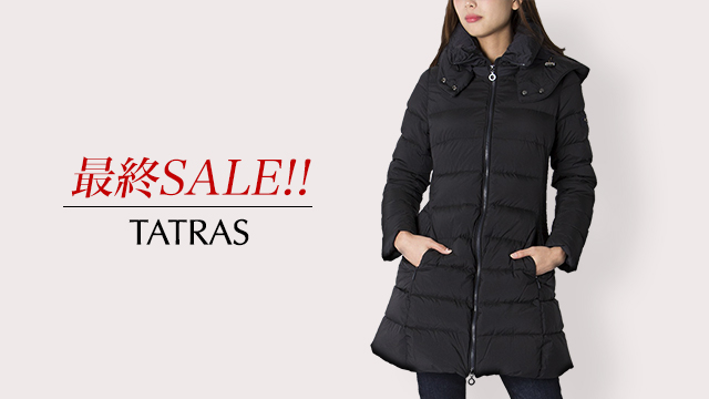 年末FINAL PRICE!! TATRAS