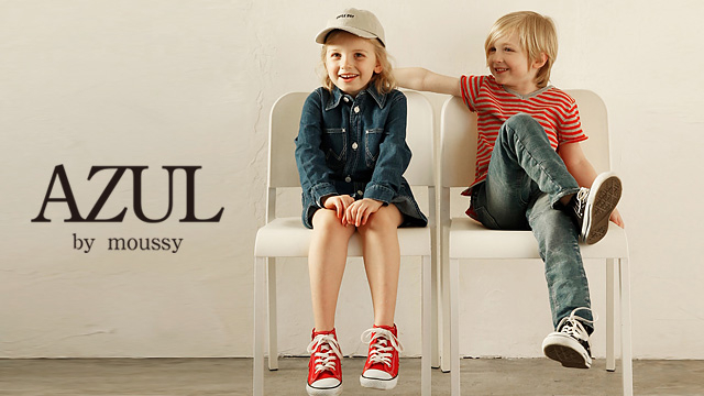 AZUL by moussy - KIDS -