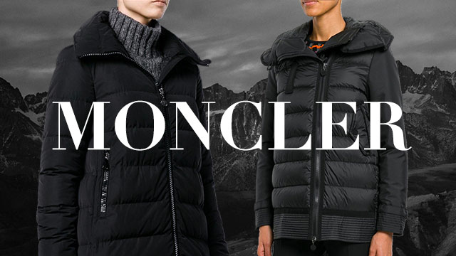 LUXURY BRAND BUYING SELECT - MONCLER -