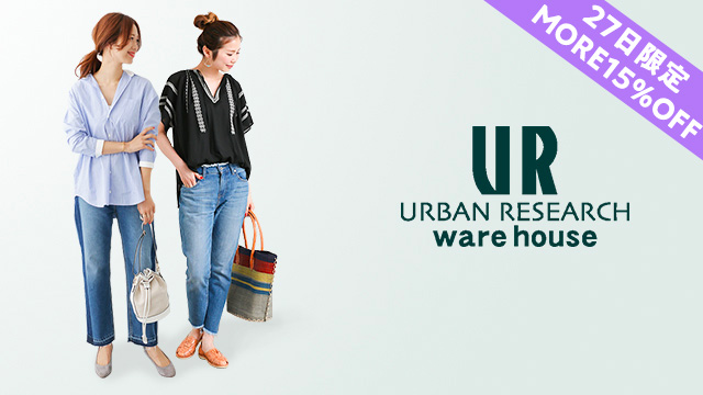 URBAN RESEARCH warehouse