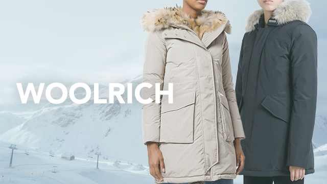 LUXURY BRAND BUYING SELECT - WOOLRICH -