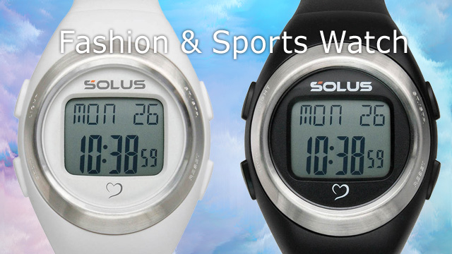 Fashion & Sports Watch
