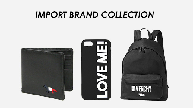 IMPORT BRAND COLLECTION