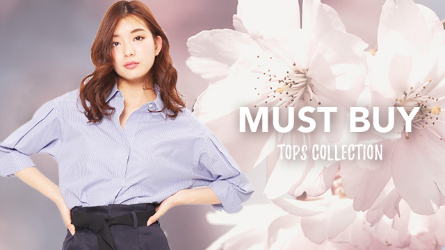 MUST BUY Tops Collection
