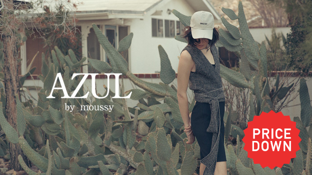 AZUL by moussy - BOTTOMS & ONEPIECES