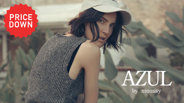 AZUL by moussy - Fashion Goods -