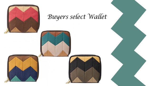 Buyers select - Stole & Wallet