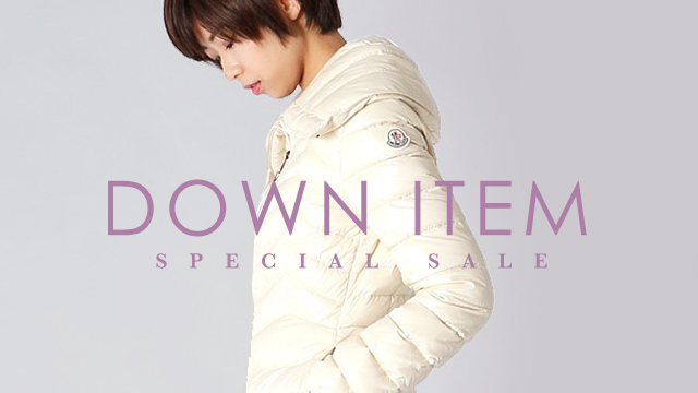 DOWN ITEM SPECIAL SALE