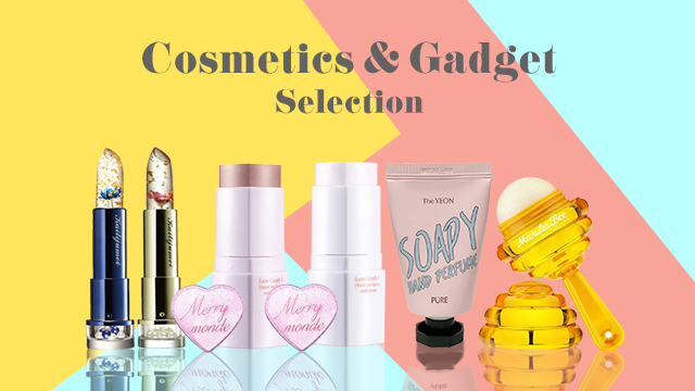 Cosmetics & Gadget Selection