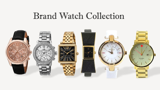 Brand Watch Collection