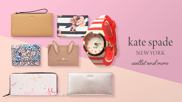 kate spade new york - wallet and more