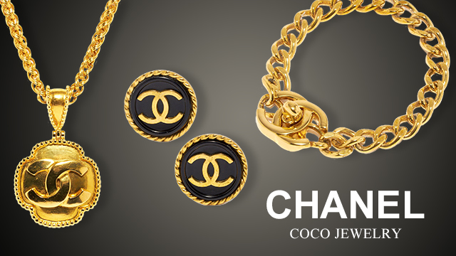 CHANEL COCO JEWELRY